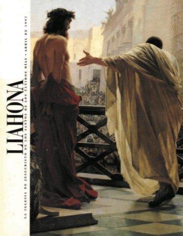 Liahona 1997 Abril - LiahonaSud