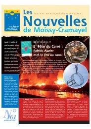 5e Fête du Carré - Ville de Moissy-Cramayel