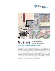 Nuance|Multispectral Imaging Systems