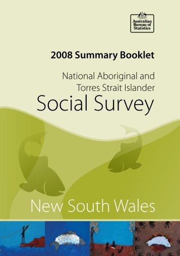 National Aboriginal and Torres Strait Islander Social ... - Arts NSW