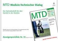 MTD Medizin-Technischer Dialog