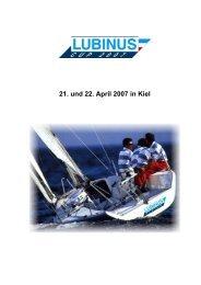 21. und 22. April 2007 in Kiel - Platu25.de
