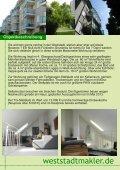 in der Weststadt weststadtmakler.de - Page 2
