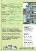 in der Weststadt weststadtmakler.de - Page 7