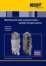 Download [198.3 KByte] - Hengst GmbH & Co. KG