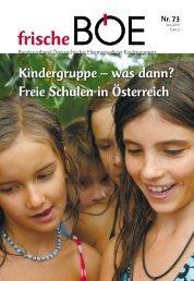 fb73 zum Anschauen als pdf - Bundesverband Österreichischer ...