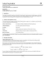VetScan Prep Profile II - Abaxis