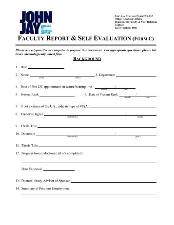 Sac SelfEvaluation Form  FloridaFamilyNet