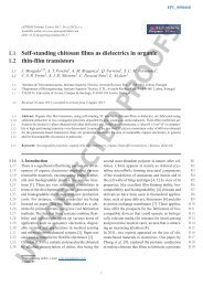 1. Self-standing chitosan films as dielectrics in organic thin-film ...