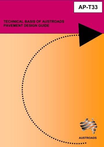 technical basis of austroads pavement design guide - Rahiran.ir