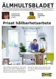 ÄLMHULTSBLADET - Weblisher - Textalk