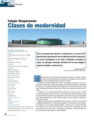 Clases de modernidad - Biblioteca
