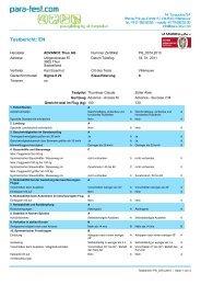 EN Testbericht SIGMA 8 29 - Advance