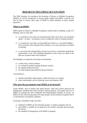 Landlord guidance.pdf - Newark and Sherwood District Council