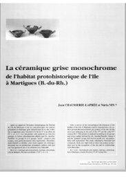 La céramique grise monochrome - E-Corpus