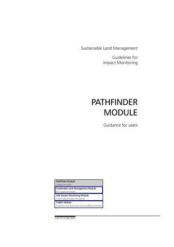 PATHFINDER MODULE - srdis