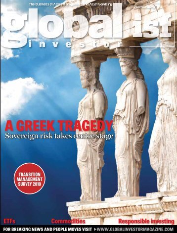 A GREEK TRAGEDY - Pioneer Investments
