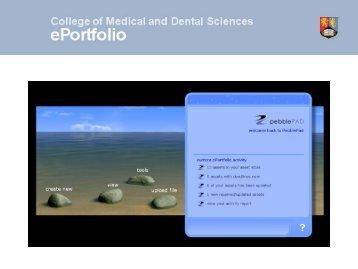 Introduction to ePortfolio