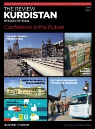 The Review Kurdistan Region of Iraq - Issue7