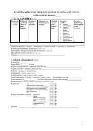 Hooldusvajaduse hindamise instrument