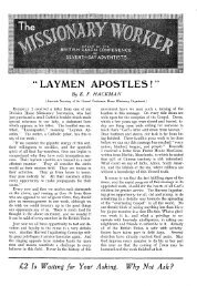 LAY N APOSTL By EF HACKMAN