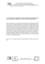 CATALDI, Z. y CABERO, J. - Grupo de Tecnología Educativa ...