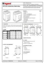 DPX 250 à déclencheur électronique