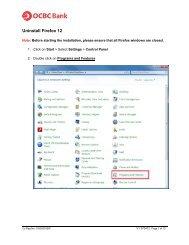 Uninstall Firefox 12