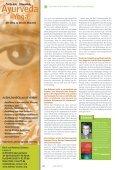 Literatur - Europäische Akademie für Ayurveda - Seite 3