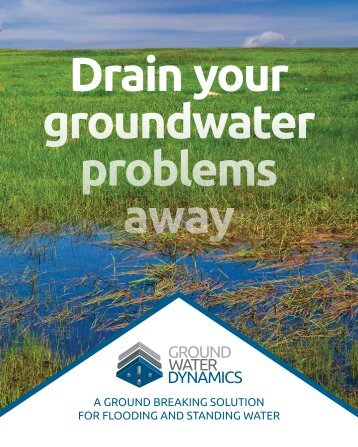 groundwater-dynamics