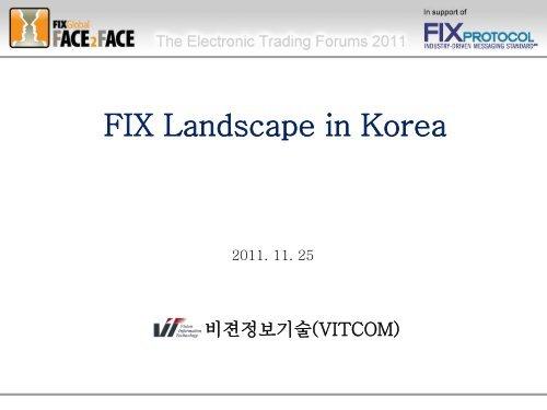 FIX Landscape in Korea - Plus Concepts