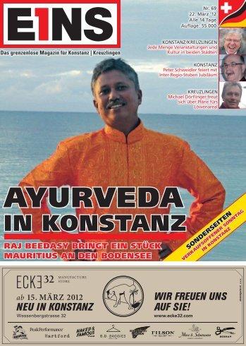 Mit Ayurveda und Reiki zum ganzheitlichen Wohlbefinden TOP