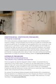 design, digital arts, and film - School of Continuing and Professional ... - Page 3