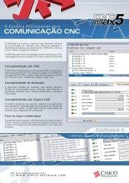 Brochure - DNC-Max 5, Portuguese Page 1.ai - CIMCO