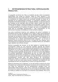 Economías regionales en Chile: desigualdad y ... - Rimisp - Page 6