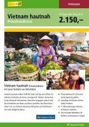 Vietnam hautnah