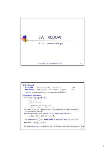 REDOVI - teorija - 2.dio.pdf