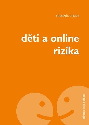 děti a online rizika