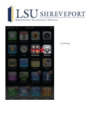 Student iPhone Setup Guide