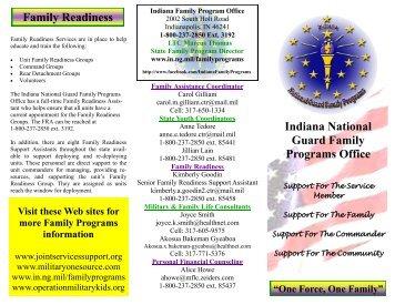 brochure - Indiana 4-H