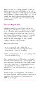 Intraductal papilloma (BCC79) - Breast Cancer Care - Page 3