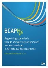 Evaluatieverslag 2011 (kleuren) (PDF, 1.38 MB) - Fedweb