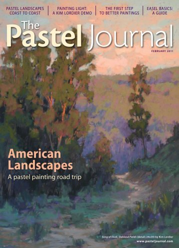 The Pastel Journal, February 2011 Sample - Artist's Network