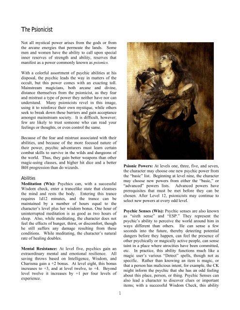 Totem Warrior - The Grey Elf's Lair