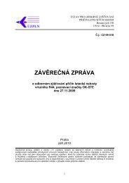 ústav pro odborně technické zjišťování - Ústav pro odborné ...