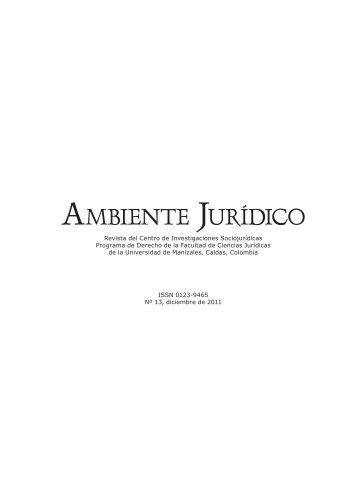Edición No.13 - Universidad de Manizales