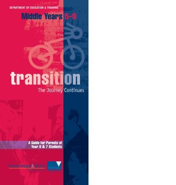 Middle transition