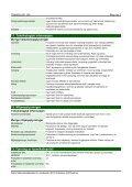 sikkerhetsdatablad transfluid jdv - Kolberg Caspary Lautom AS - Page 4