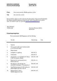 KF_2011-09-19 - Kungörelse.pdf - Burlövs kommun