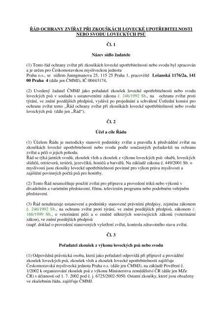 věkové zákony z r úvod název vzorku pro seznamka